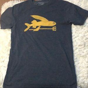 Patagonia beta fish trident tee shirt